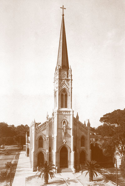 St. Joseph Cathedral in 1925